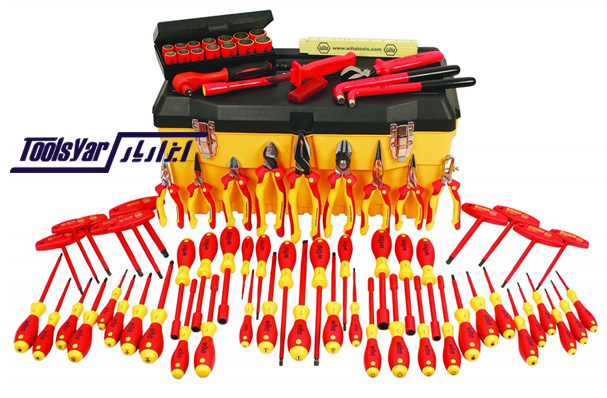 ابزارهای عایق برق ویها آلمان در ابزاریار عرضه کننده برندهای معتبر صنعتی