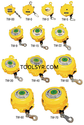 مدل بالانسر های TIGON